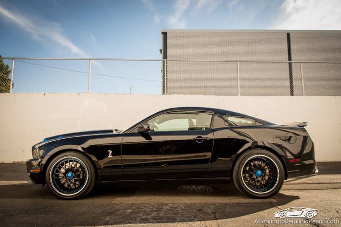 2013 Mad Max Shelby GT500 - Elite Enhancement Service & Premium Wheel Service