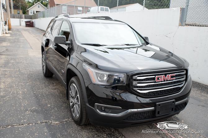 2017 GMC Acadia Elite New Car Prep