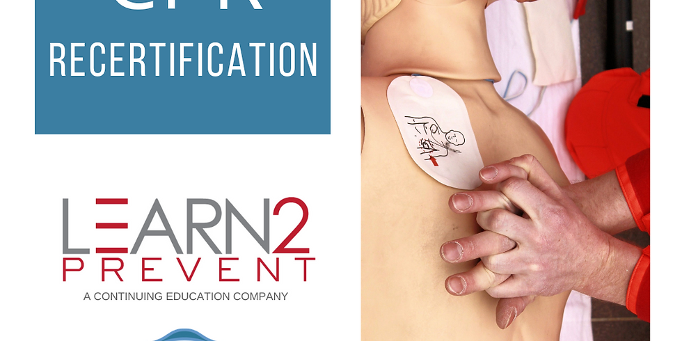 CPR - Recertification Course