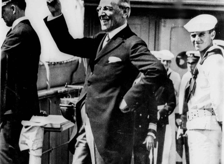 Pat Buchanan: Now It's Woodrow Wilson's Turn
