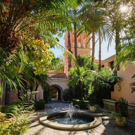 A Garden Paradise at Hotel Bel-Air