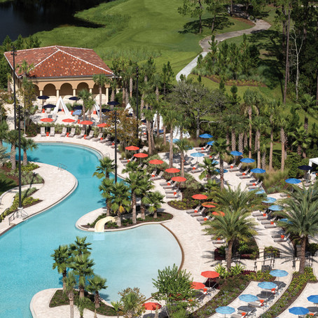 Four Seasons Orlando          Another Feather in its Cap!