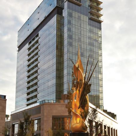 Four Seasons, Baltimore TravelAnne Hotel Checklist