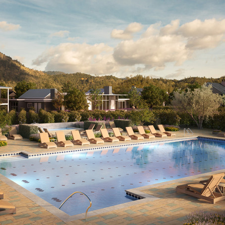 Napa Valley's Most Coveted New Wedding Destination