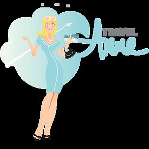 Travel Anne Logo