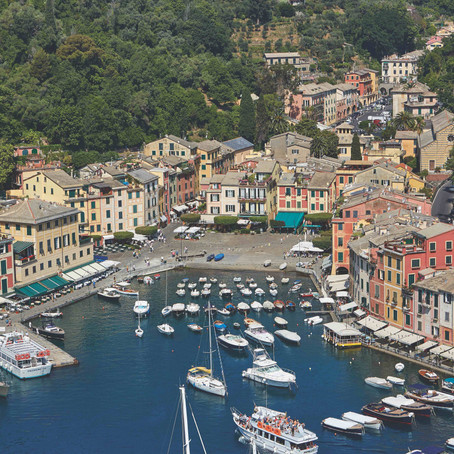 In Their Own Words!                                 Love Letter to Italy