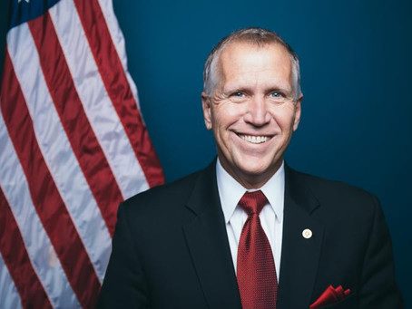 Eleanor Clift: Thom Tillis Went Full Trump. Now He's D.C.'s Most Vulnerable Republican