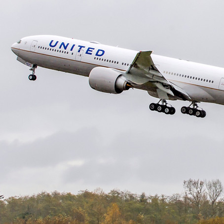 United Airlines Receives Hospital-Grade Certification for Cleaning and Safety
