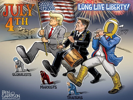 Pat Buchanan: A Culture War Battle Trump Can Win