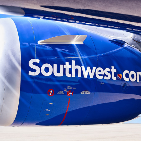 Southwest Airlines Ranks No. 14 Among FORTUNE's World's Most Admired Companies