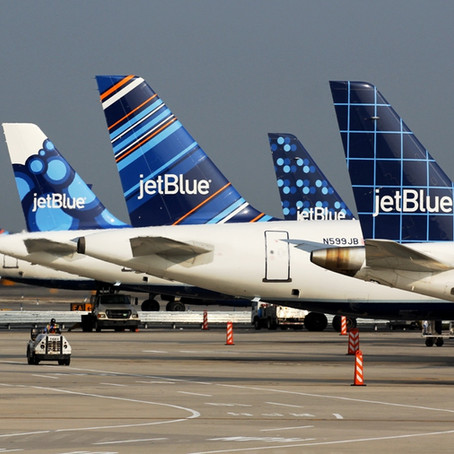 TravelAnne Safety Update:     Jet Blue Airlines
