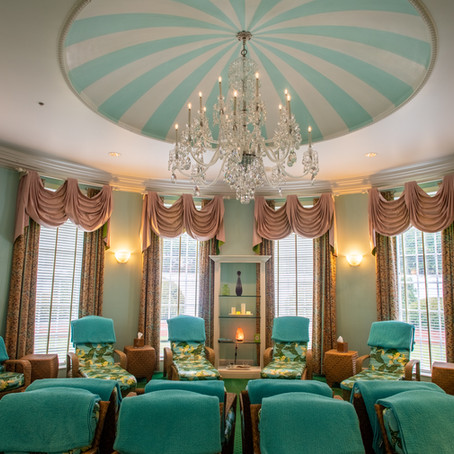 The Greenbrier Spa Experience