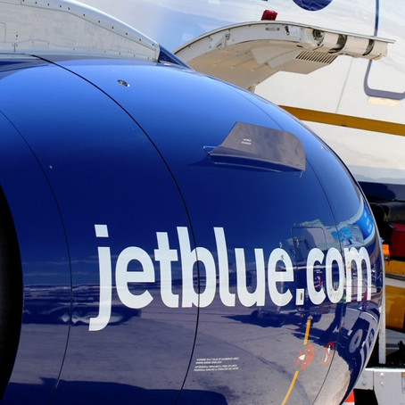 Jet Blue Mint Revealed. Welcome to the Suite Life!!