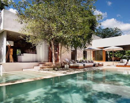 Chablé Yucatan                TravelAnne Resort Checklist