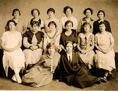 Women's Branch Founding Members 1926.jpg