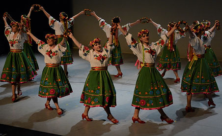 Dovbush Dancers, Vesnyanka 2014