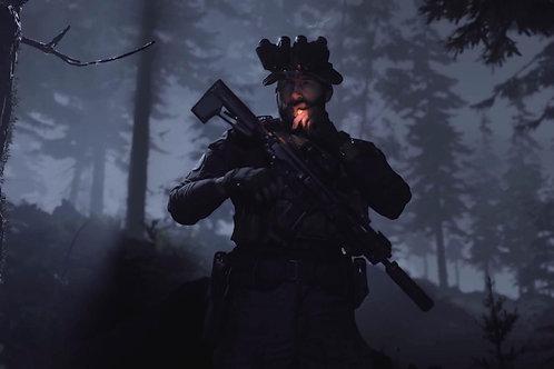 Call of Duty Modern Warfare - Aimbot Mod