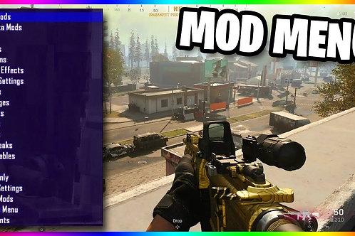 Call of Duty Warzone Mod Menu Online