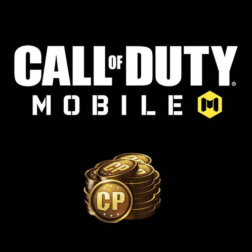 Call of Duty Mobile 75,000 CP Pack
