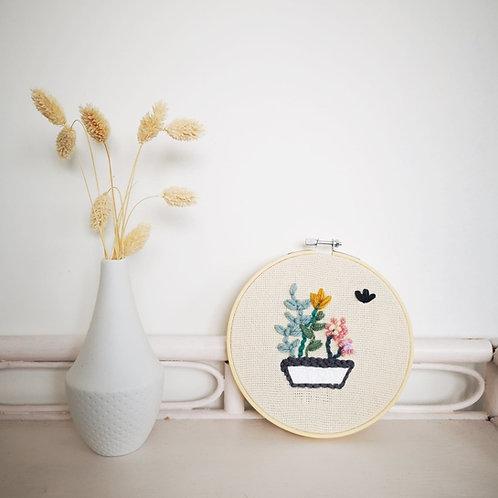 Bouquet nacré