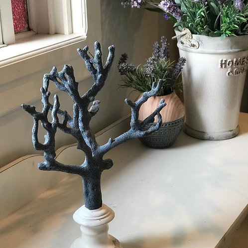 Peça decorativa de resina