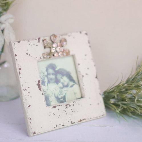 Porta - retrato vintage