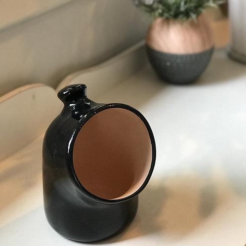 Saleiro de cerâmica