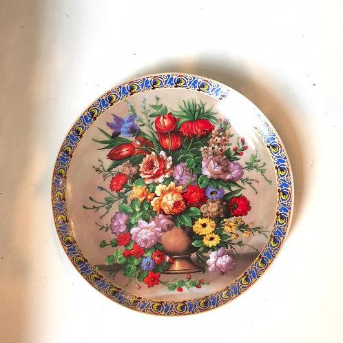Prato decorativo de parede