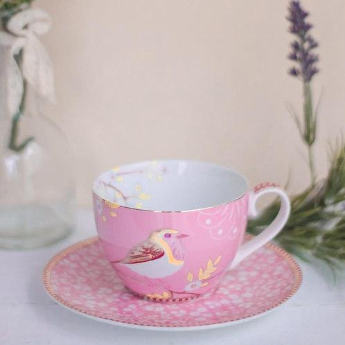 Kit chá Pipi Studio pássaros