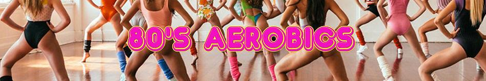80s Aerobics Dance Party | Dancing Hen's Nights