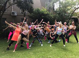 80's Aerobics | Dancing Hens Night | Gold Coast