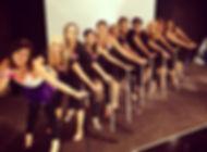 Chicago Cabaret Dancing   Dancing Hens Night   Gold Coast