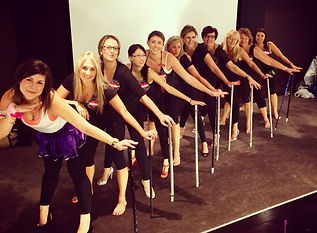 Chicago Cabaret Dancing | Dancing Hens Night | Gold Coast