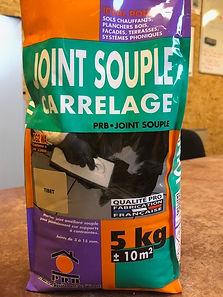 Joint souple carrelage 5Kg
