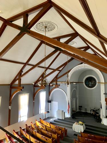 Interior Sanctuary