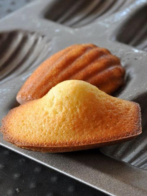 Madeleine 瑪德蓮貝殼蛋糕