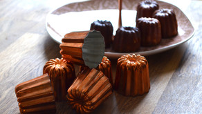 Copper mold, the secret to success for Caneles