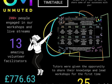 QTIPOC Togetherness Timetable