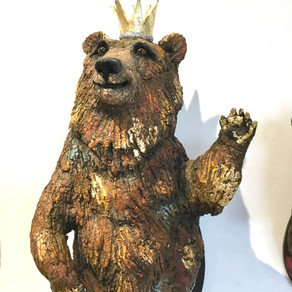 Midas Touch Bear