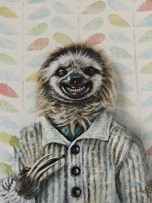 Smokin Sloth
