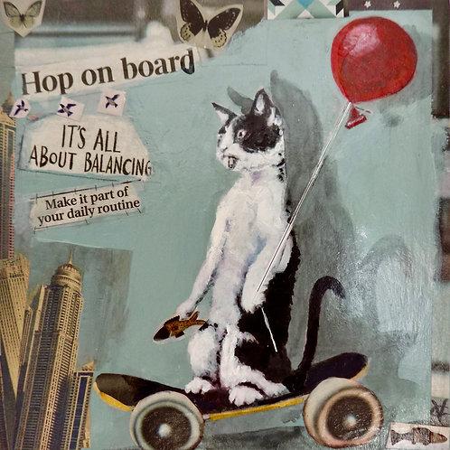 Hop on Board