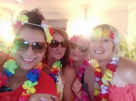 Hawaiian Beach Party