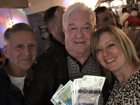 Sunday Funday Cash Winner