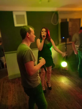 Karaoke at The Horse & Jockey