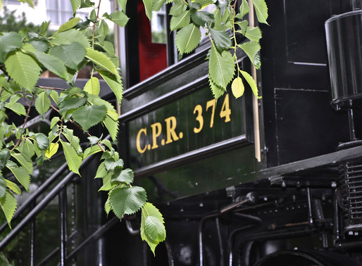 Railway Series Part 2: Restoring Engine 374