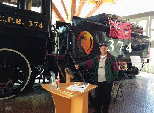 Railway Series Part 1: Engine 374 — Joining Canada East to West