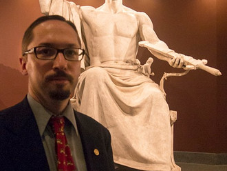 Travis Simpkins: Interview with the Portrait Artist Taking Freemasonry by Storm