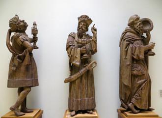 The Three Great Pillars