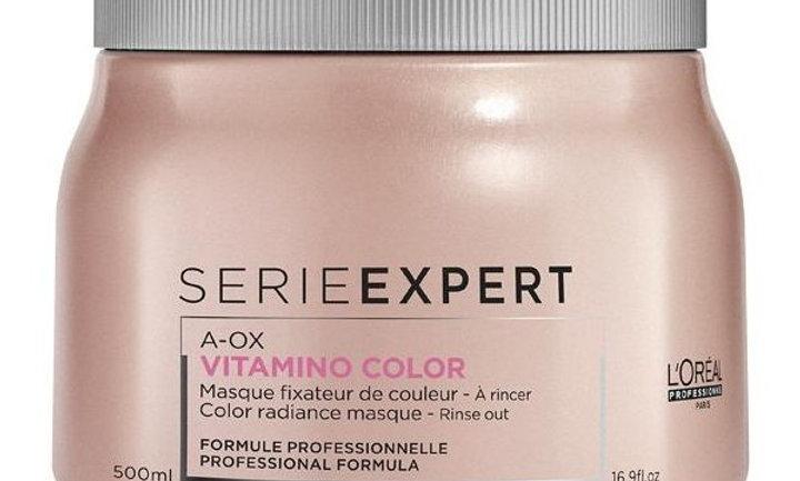 Masque Vitamino color Fixateur de Couleur 500ml