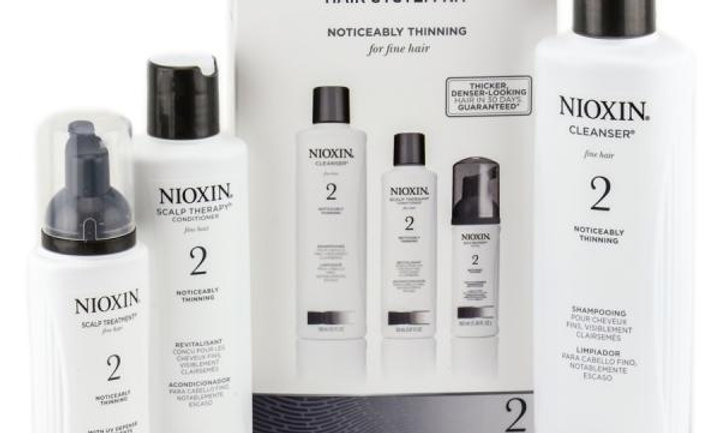 Nioxin systeme 2